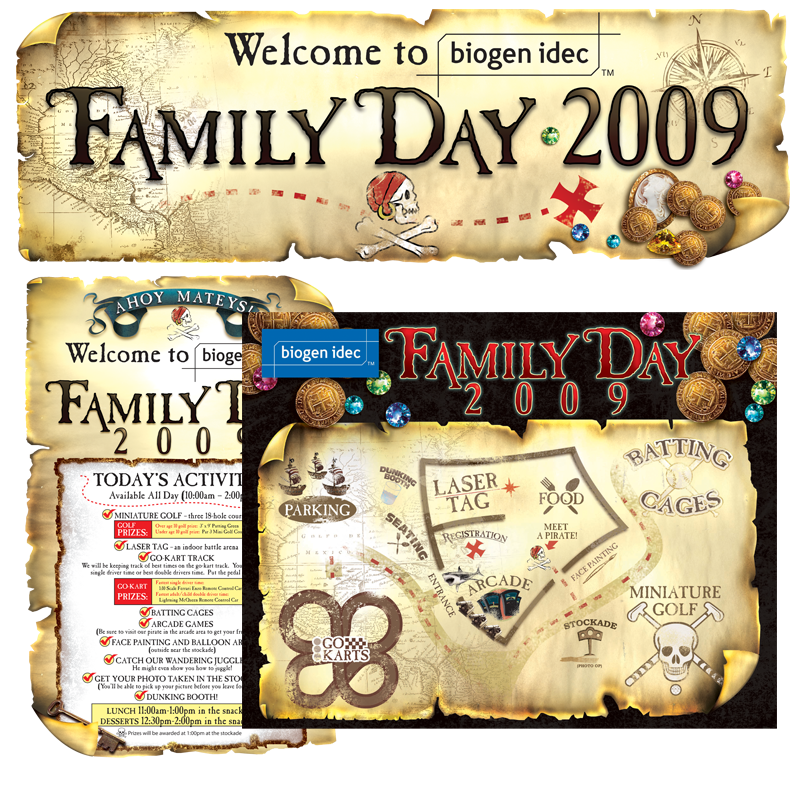 Family Fun Day 2009 – Biogen Idec