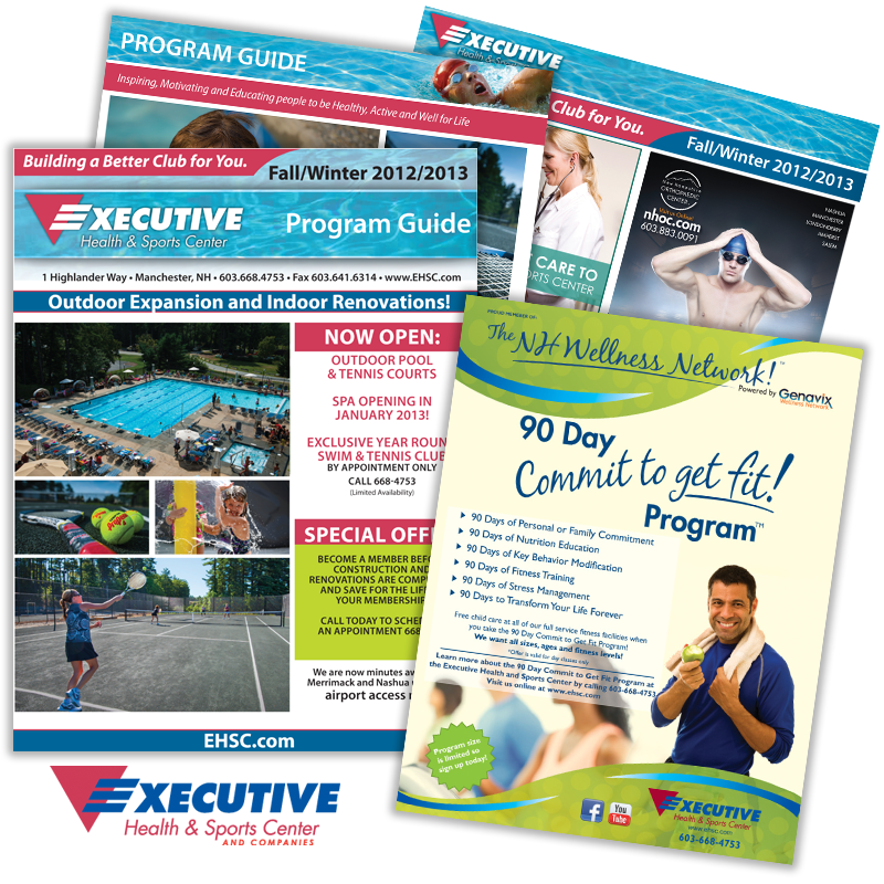 Program Guide - Executive Health & Sports Center
