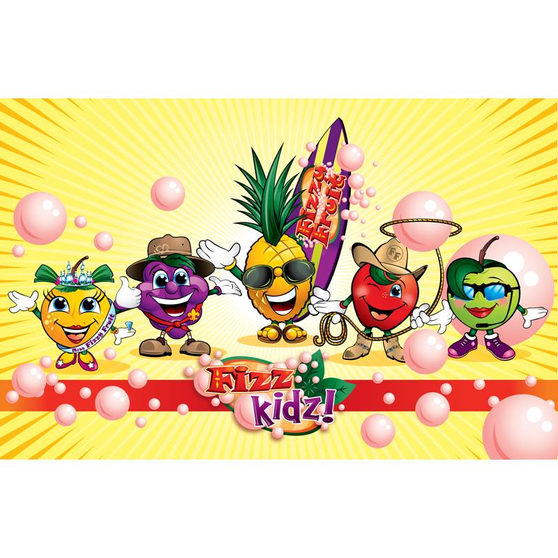 Logo Design - Fizz Kidz!