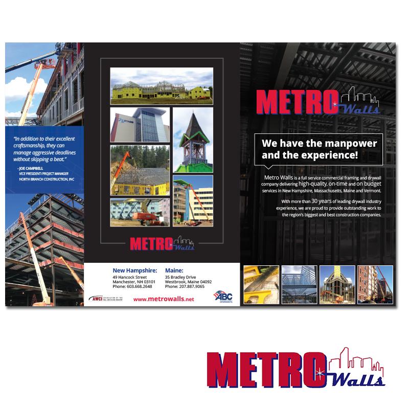 Brochure - Metro Walls