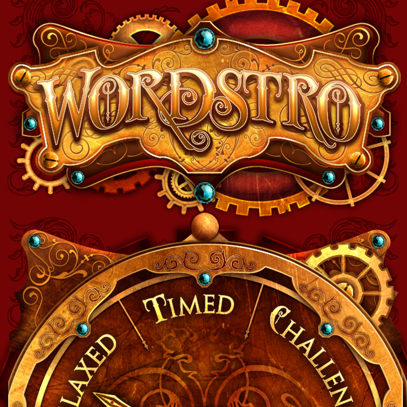 Wordstro Game – HeyNow Games