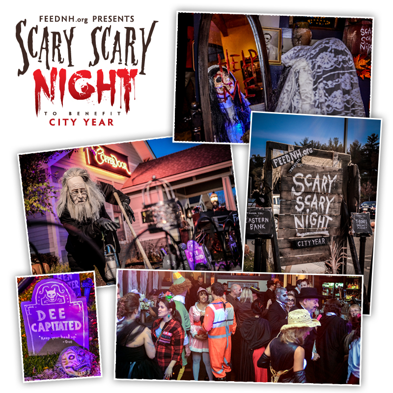Scary Scary Night - Event Production