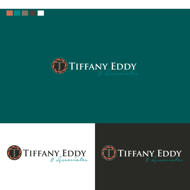 Tiffany Eddy - Logo Design
