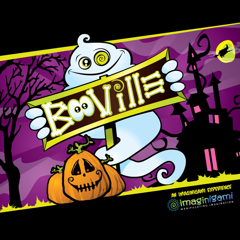 Booville - An Imaginigami Experience