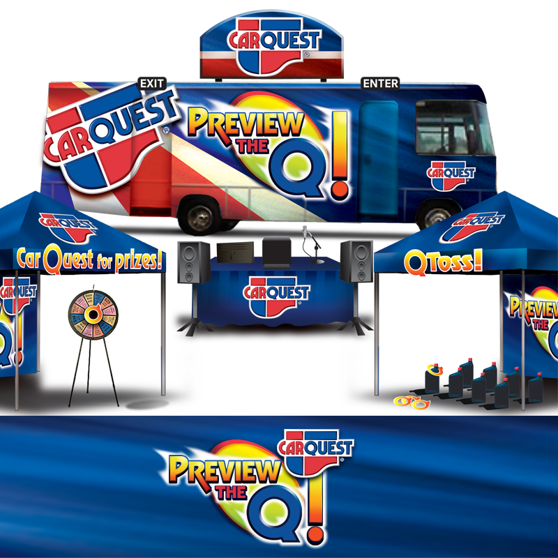 Preview the Q Mobile Tour - CarQuest