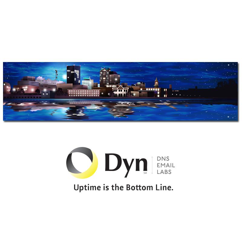 Manchester Skyline - Dyn