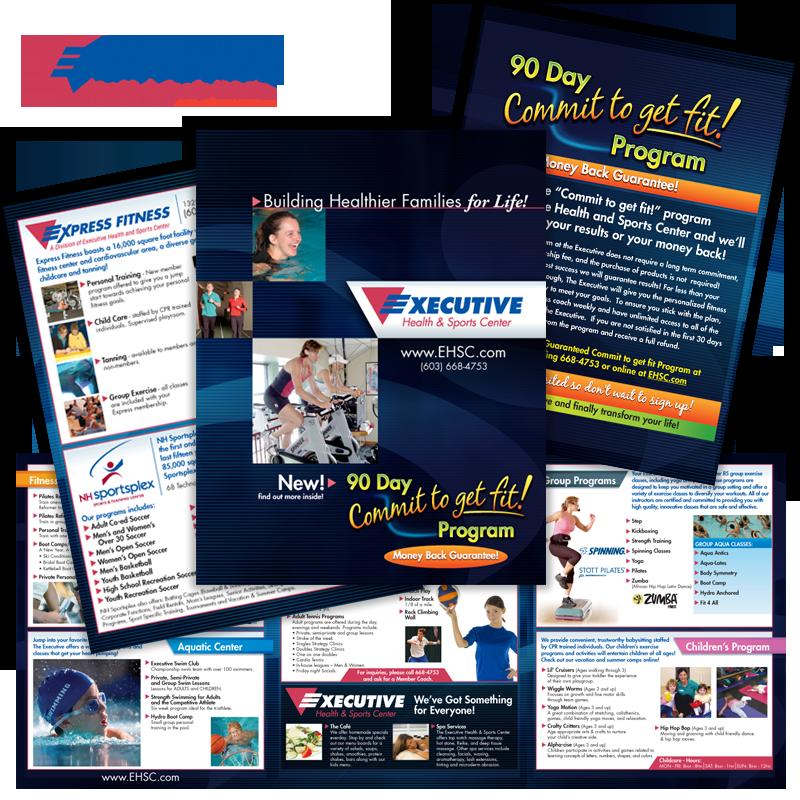 Large Brochure - Executive Health & Sports Center