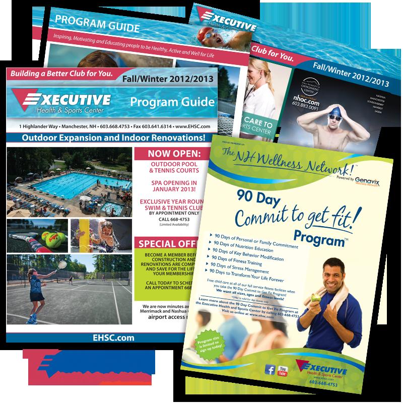 Program Guide - Executive Health & Sports Center