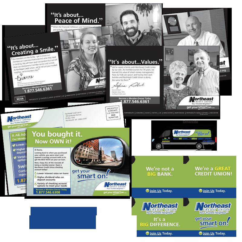 Website Support - NorthEast Credit Union